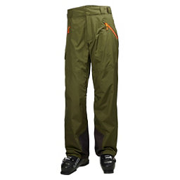 Helly Hansen Selkirk Mens Ski Pants, Ivy Green, 256