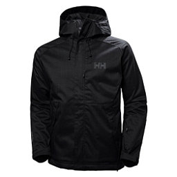 Helly Hansen Toronto Mens Insulated Ski Jacket, Black, 256