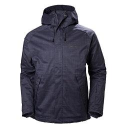 Helly Hansen Toronto Mens Insulated Ski Jacket, Graphite Blue, 256