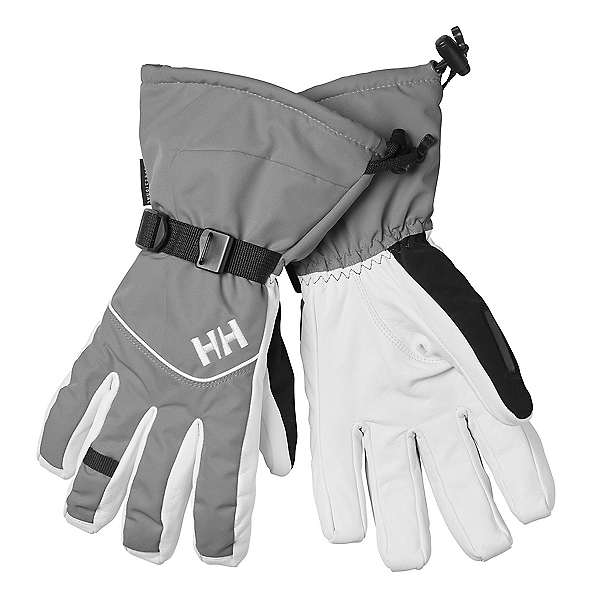 Helly Hansen Journey HT Gloves, Light Grey, 600