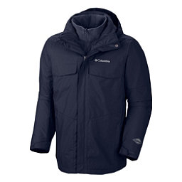 Columbia Bugaboo Interchange Plus Mens Insulated Ski Jacket, Collegiate Navy, 256