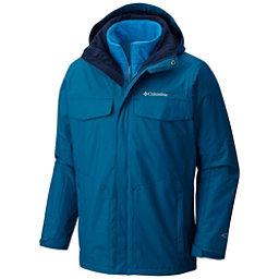 Columbia Bugaboo Interchange Plus Mens Insulated Ski Jacket, Phoenix Blue, 256