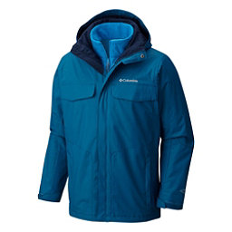 Columbia Bugaboo Interchange Tall Mens Insulated Ski Jacket, Phoenix Blue, 256