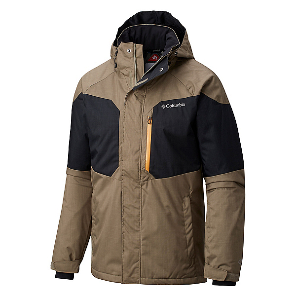 Columbia Alpine Action Mens Insulated Ski Jacket, , 600