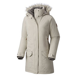 Columbia Icelandite TurboDown Womens Jacket, Light Cloud, 256