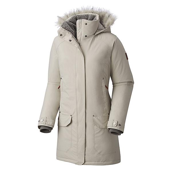 Columbia Icelandite TurboDown Womens Jacket 2018, Light Cloud, 600