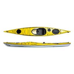 Current Designs Vision 140 Kayak 2018, Yellow-Grey, 256