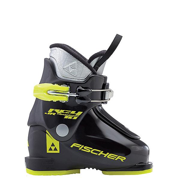 Fischer RC4 10 Jr. Thermoshape Junior Race Ski Boots 2018, , 600
