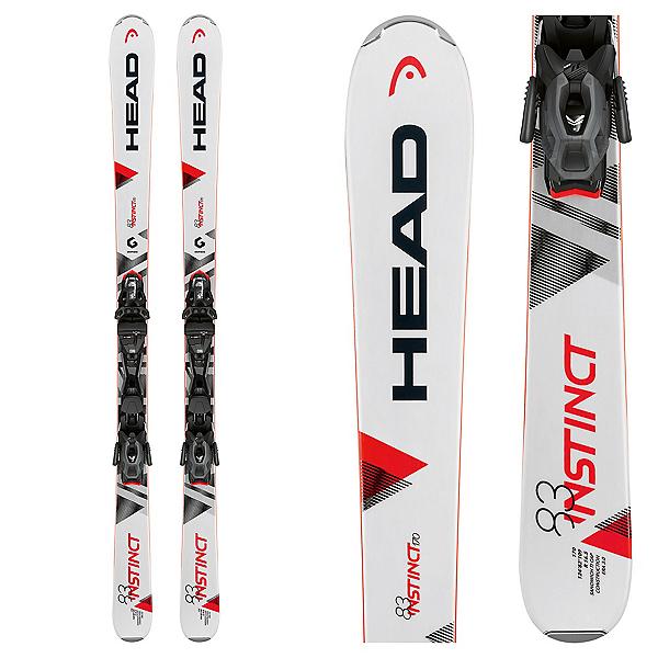 Head Instinct 83 R Skis with PR 11 MBS Bindings, , 600