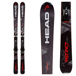 Head Power Instinct SW Ti Pro Skis with PRD 12 MBS Bindings 2018, , 256