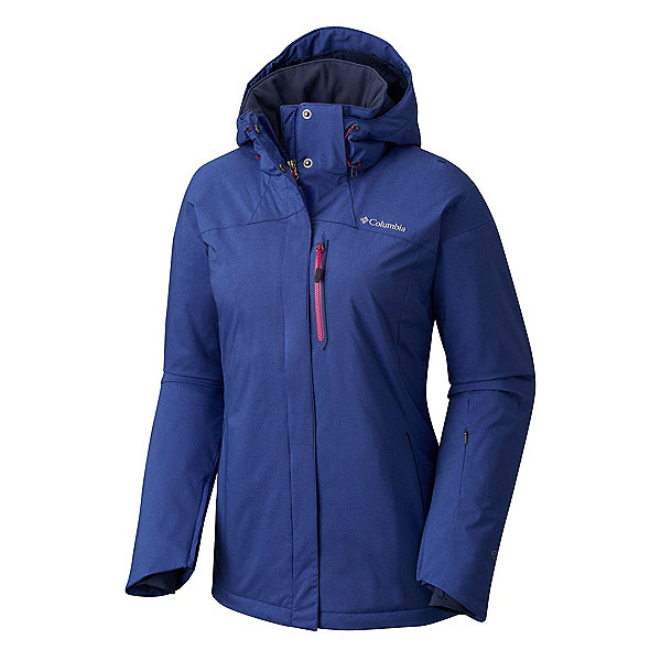 Columbia Lost Peak Womens Insulated Ski Jacket, , 600