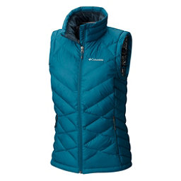 Columbia Heavenly Womens Vest, Aegean Blue, 256