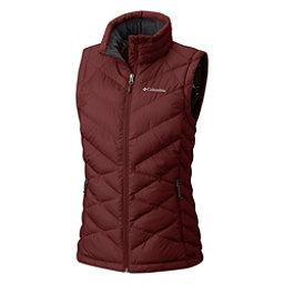 Columbia Heavenly Womens Vest, Deep Rust, 256