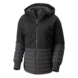 Columbia Open Site Hybrid Womens Jacket, Black Shark, 256