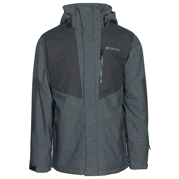 Columbia Mottolino Hooded Mens Jacket, , 600