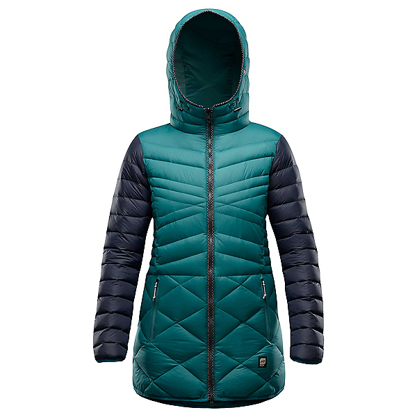 Orage Retreat Womens Jacket, Seal Blue, 600