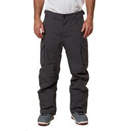 O'Neill Exalt Mens Snowboard Pants, Asphalt, 256