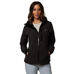 O'Neill Kenai Womens Insulated Snowboard Jacket, Black Out, 256