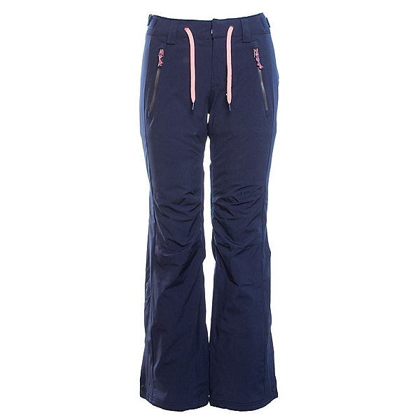O'Neill Streamlined Womens Snowboard Pants, Ink Blue, 600
