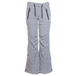 O'Neill Streamlined Womens Snowboard Pants, Silver Melee, 256
