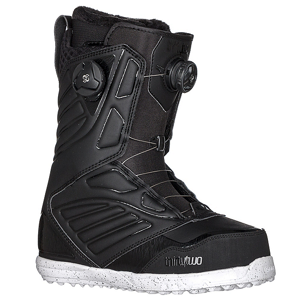ThirtyTwo Binary BOA Womens Snowboard Boots, Black, 600