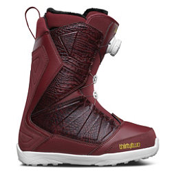 ThirtyTwo Lashed Boa Womens Snowboard Boots, Burgundy, 256