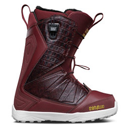 ThirtyTwo Lashed FT Womens Snowboard Boots, Burgundy, 256