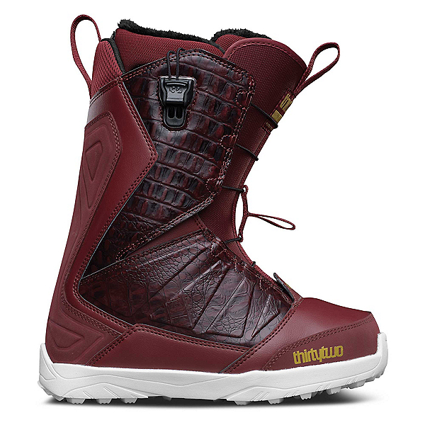 ThirtyTwo Lashed FT Womens Snowboard Boots, Burgundy, 600