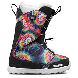 ThirtyTwo Lashed FT Womens Snowboard Boots, Tie Dye, 256