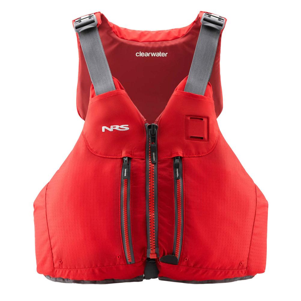 NRS Clearwater Mesh Adult Kayak Life Jacket im test