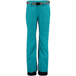 O'Neill Star Womens Snowboard Pants, Bondi Blue, 256