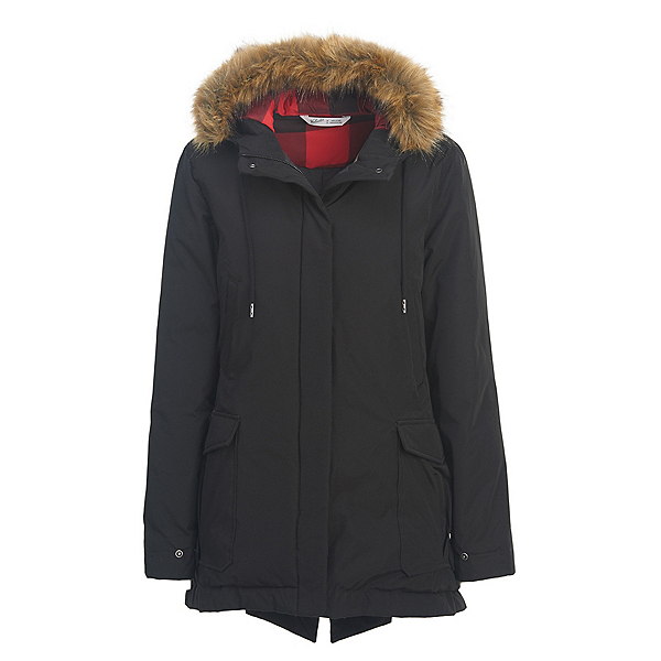 Woolrich Northern Tundra Parka w/Faux Fur Womens Jacket, , 600