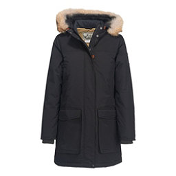 Woolrich Patrol Down Parka Womens Jacket, Black, 256