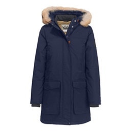 Woolrich Patrol Down Parka Womens Jacket, Deep Navy, 256