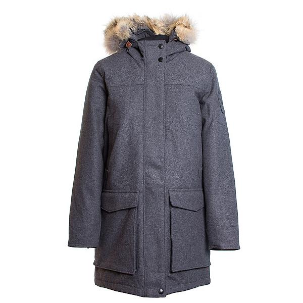 Woolrich Wool Face Patrol Down Parka Womens Jacket, , 600