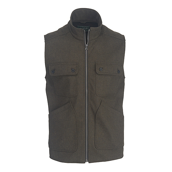 Woolrich West Ridge Mens Vest 2018, , 600