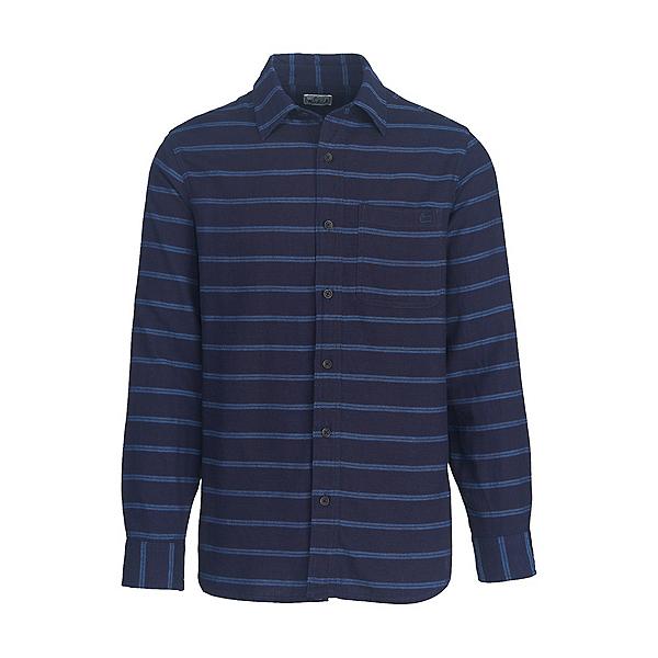 Woolrich Eco Rich Indigo Look Flannel Shirt, , 600