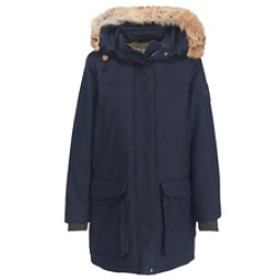 Woolrich Wool Face Patrol Down Parka Womens Jacket, , 256
