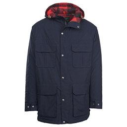 Woolrich Advisory Wool Parka Mens Jacket, Deep Navy, 256