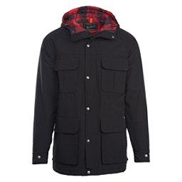 Woolrich Advisory Wool Parka Mens Jacket, Black, 256