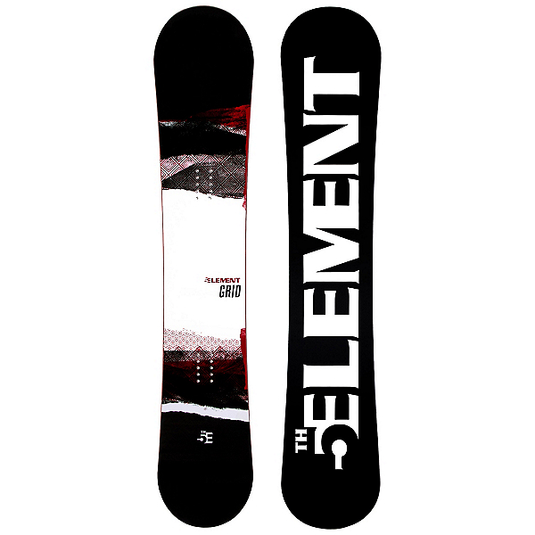 5th Element Grid Wide Snowboard 2020, , 600