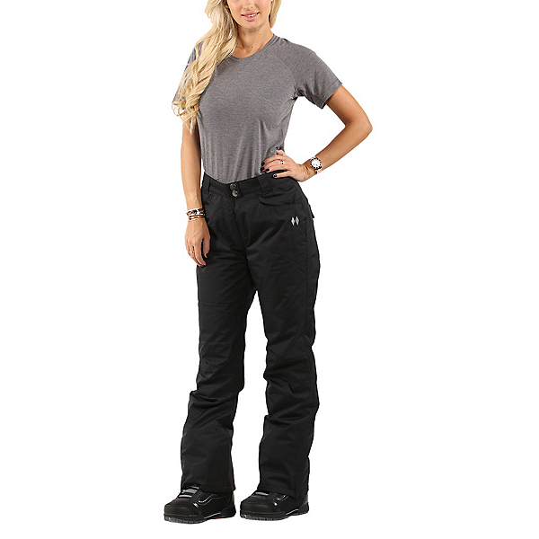 Double Diamond Jean Womens Ski Pants, , 600