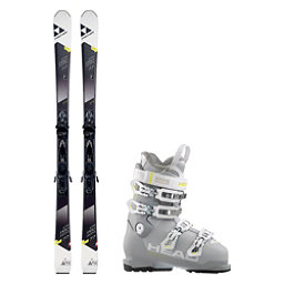 Fischer XTR Pro MTN 77 RT Advant Edge 75 HT Womens Ski Package, , 256