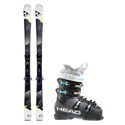 Fischer XTR Pro MTN 77 RT Next Edge 75 HT Womens Ski Package, , 256