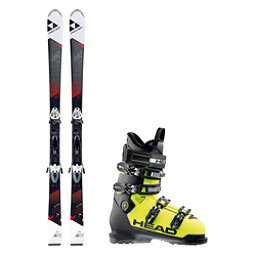 Fischer XTR Pro MTN X RT Advant Edge 85 HT Ski Package, , 256