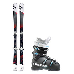 Fischer XTR Pro MTN X RT Next Edge 75 HT Ski Package, , 256