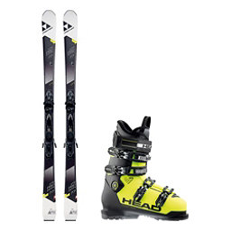 Fischer XTR Pro MTN 77 RT Advant Edge 85 HT Ski Package, , 256
