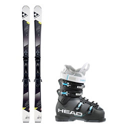 Fischer XTR Pro MTN 77 RT Next Edge 75 HT Ski Package, , 256