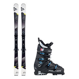 Fischer XTR Pro MTN 77 RT Next Edge 75 HT Ski Package 2018, , 256