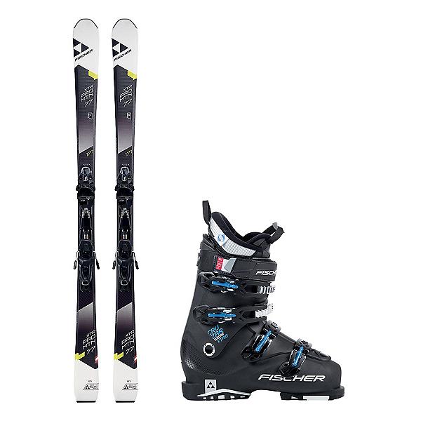 Fischer XTR Pro MTN 77 RT Next Edge 75 HT Ski Package, , 600